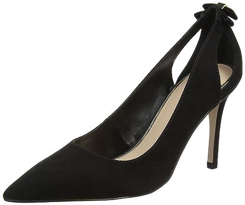 912e3e46ad5 Miss KG Women's Sayde Closed-Toe Heels, (Black), 6 UK 39 EU: Amazon ...