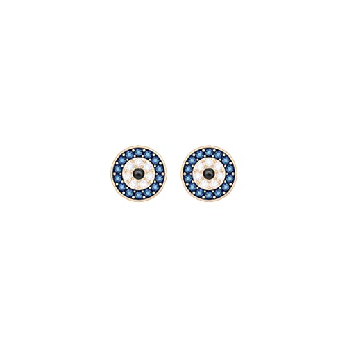 888dfcc44c96 Swarovski Pendientes Crystal Wishes Evil Eye
