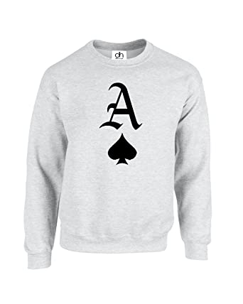 Dh Ace Of Spades Playing Cards King Of Hearts A Top Swag Dope