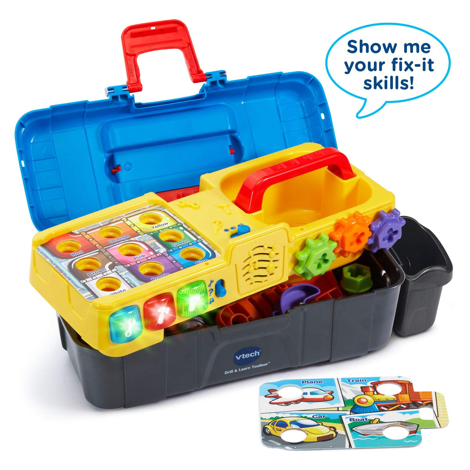 VTech Drill & Learn Toolbox by VTech (Image #2)
