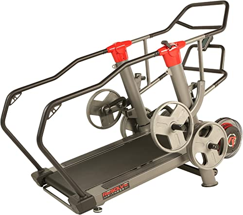 RESOLVE FITNESS R1 Commercial Sled Treadmill