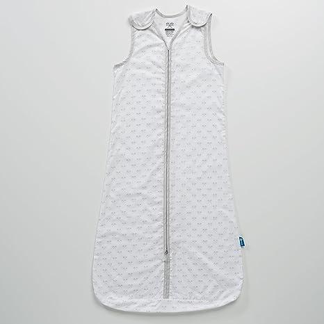 Parental Instinct – Bolsa de saco de dormir de repelente de mosquitos 0.5 Tog blanco White