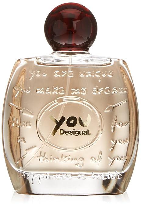 Eau Et Parfum Desigual Toilette 100 MlBeautã© De Woman You PkXZiu