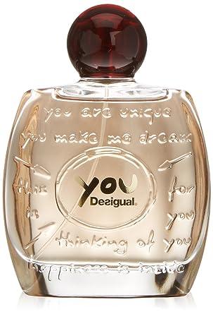 Wählen Sie für echte Abstand wählen modisches und attraktives Paket Amazon.com: Desigual - Women's Perfume You Woman Desigual ...