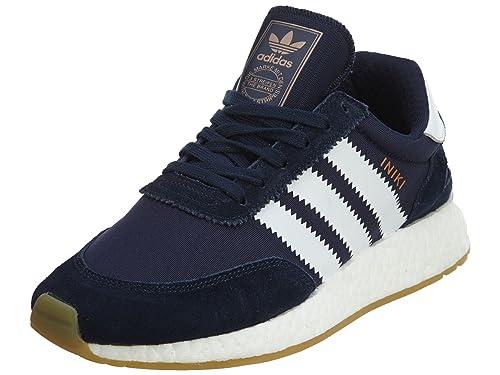 huge selection of fee87 3fa4f adidas BB2092 Men Iniki Runner Navy White