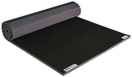3caec1a6543d2 Amazon.com  EZ Flex 5  x 10  Home Cheerleading Gymnastics Mat (Black ...