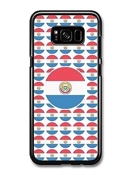 Micro Gorilla Paraguay Paraguayan Flag Bandera Paraguaya Carcasa de Samsung Galaxy S8