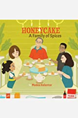 Honeycake: A Family Of Spices Paperback