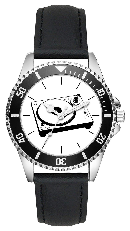Reloj con Tocadiscos DJ Idea de Regalo, Modelo L-6140 ...