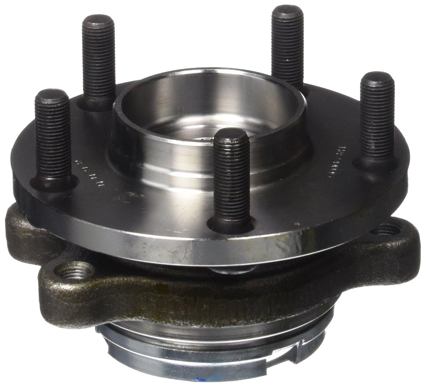 Timken HA590046 Axle Bearing and Hub Assembly