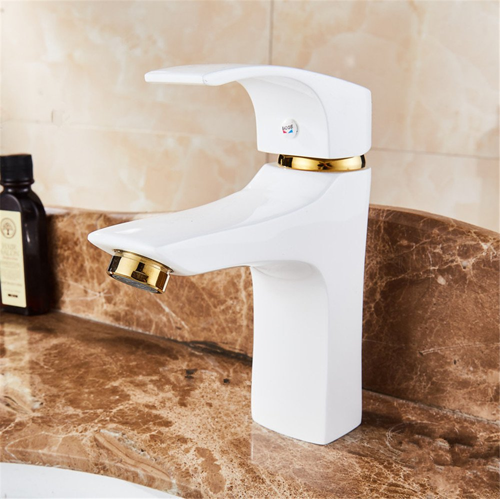 Bijjaladeva Antique Antique Antique Bathroom Sink Vessel Faucet Basin Mixer Tap Antique white gold plated single handle single hole bathroom sink basin and cold water 2f24f5