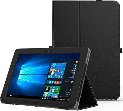 MoKo ASUS Transformer Book T101HA Funda - Slim Plegable Cover Case para ASUS Transformer Book T101HA 10.1 Pulgadas 2016 Tableta (Compatible Laptop con ...