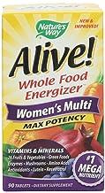 Nature's Way Alive! Women's Multi Maximum Potency 180