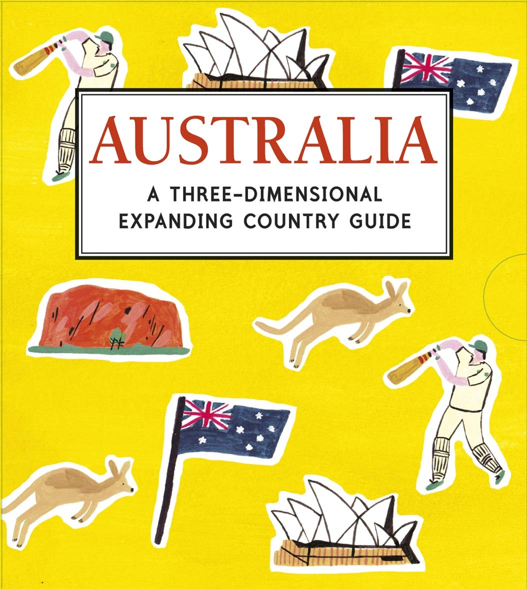 Australia. A Three-Dimensional Expanding Country Guide (City Skylines) [Idioma Inglés]