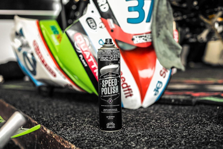 Muc Off Motorcycle Speed Polish 400ml Auto