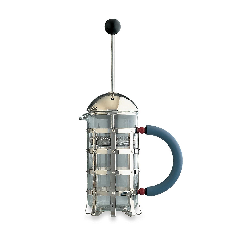 Alessi 3 tazas prensa Filtro Cafetera eléctrica: Amazon.es ...