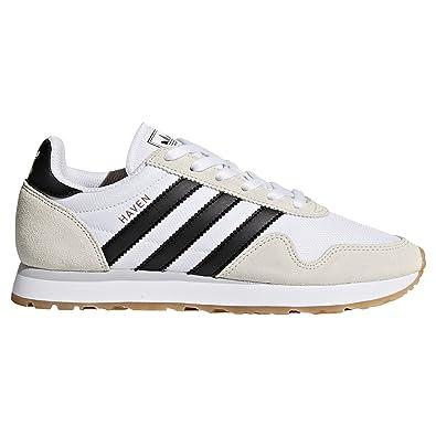 Adidas Haven Bancas, Zapatillas de Mujer, Deportivas, Sneakers. Tejido Ripstop. (