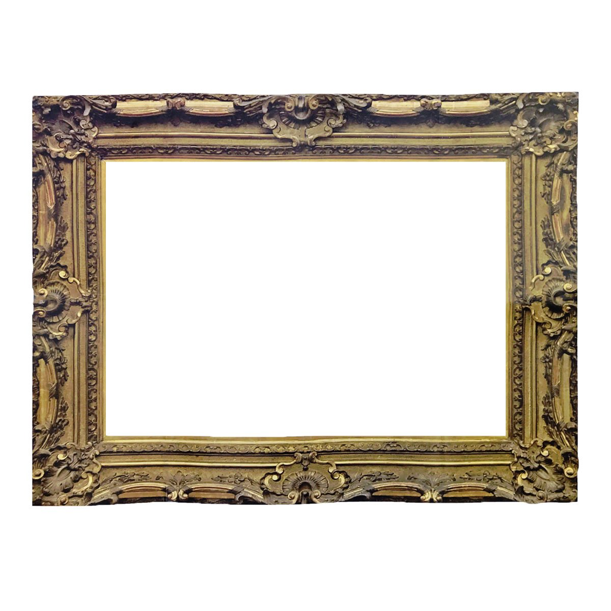 Amazon.com: Vintage Party Photo Booth Frame Prop Christmas with Card ...