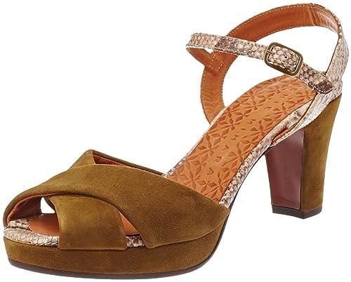 Llegar A Comprar La Venta En Línea Chie Mihara Edurnia amazon-shoes arancione Estate Barato Mejor Tienda A Comprar mJgQTudUnJ