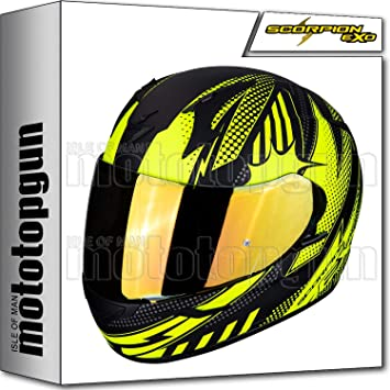 MOTOTOPGUN SCORPION 39-293-157 Casco de moto integral EXO-390 POP mate