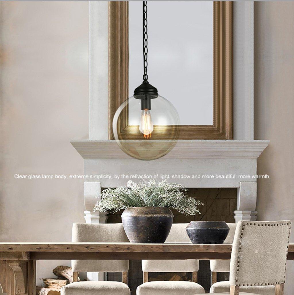 Ideas para lámparas de techo de una sola cabeza minimalista bola ...