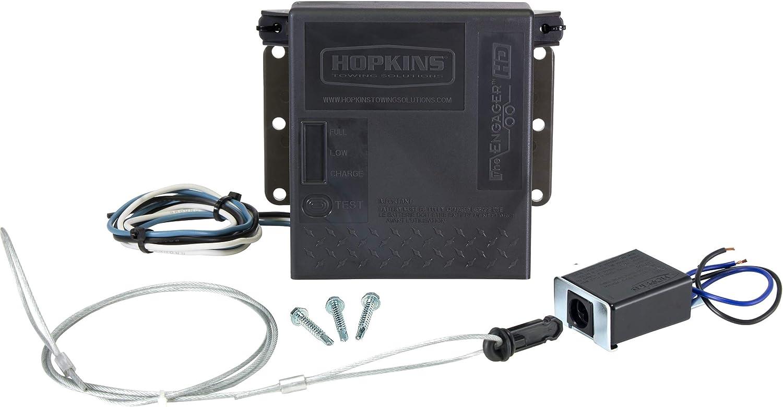 带电池表的霍普金斯交战分离系统