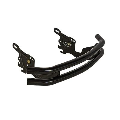 CRAFTSMAN CMX-GZ-BF-71-24612 Dual Bar Bumper, Black: Garden & Outdoor