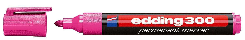 0,75 mm E404-001 Marcatore permanente a punta extra-fine Edding nero