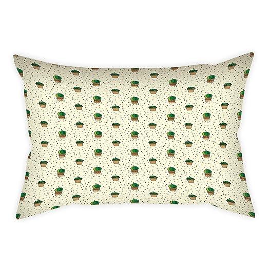iPrint Funda de cojín de lino y algodón, decoración ...