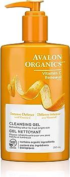 Avalon Organics Intense Defense Cleansing Gel 8.5 Oz