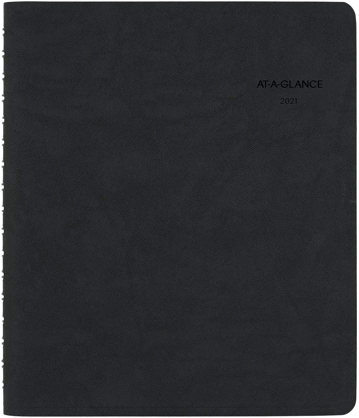 """Details about  /2021 AT-A-GLANCE Appointment Book /& Planner 70-EP03-05 ~ 9 1//4"""" X 8"""" Spiral NEW"""
