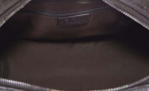 dd1f4eac1f52 Amazon.com  Gucci Men s Leather Micro GG Guccissima Large Toiletry Dopp Bag  (Brown)  Clothing