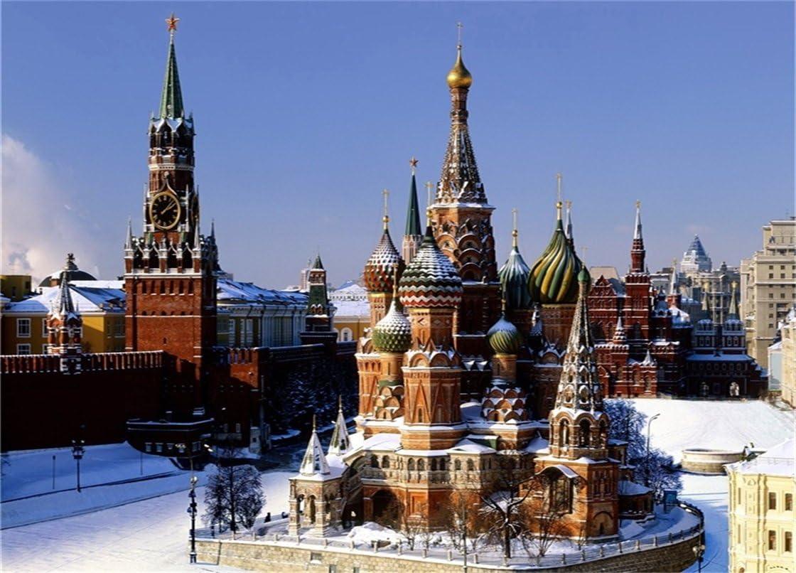 Amazon Com Aofoto 8x6ft Photography Studio Backdrops Russian