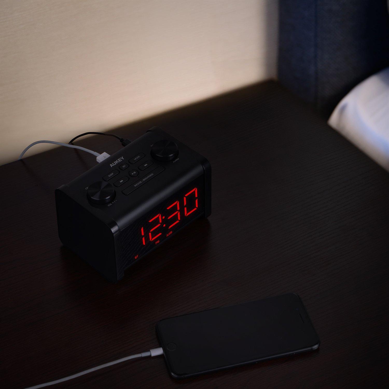 FM Radiowecker mit Bluetooth - Funktion / Bild: Amazon.de