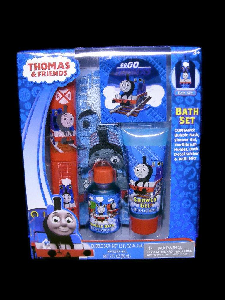 Thomas bathroom set - Amazon Com Thomas The Train Bath Set Bath And Shower Product Sets Beauty