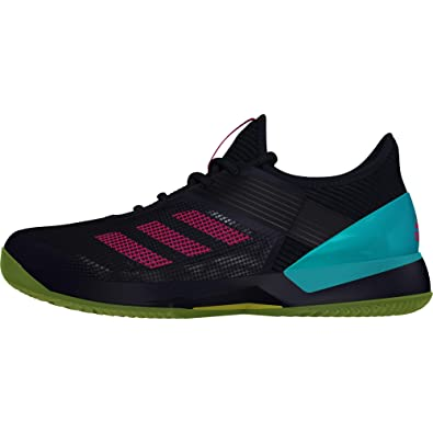 100% authentic 3b282 6f19a adidas Adizero Ubersonic 3 W Clay, Chaussures de Tennis Femme Amazon.fr  Chaussures et Sacs