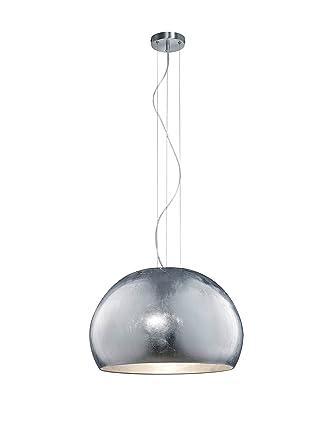 Leuchten Lighting Wattplata Lámpara colgante ENCOmetaladecuado max1 para E27 Trio 60 LED x redonda QsrdtxoCBh