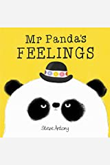 Mr Panda's Feelings Board Book Board book