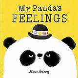 Mr Panda's Feelings Board Book