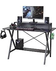 Groovy Office Desks Workstations Shop Amazon Com Home Interior And Landscaping Spoatsignezvosmurscom
