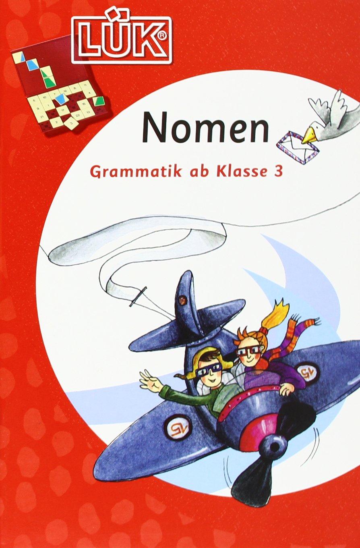 LÜK Grammatik: LÜK: Nomen: Grammatik ab Klasse 3