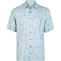 Campia Modern Design Short Sleeve Mens Shirts - Regular Sizes and Big and Tall