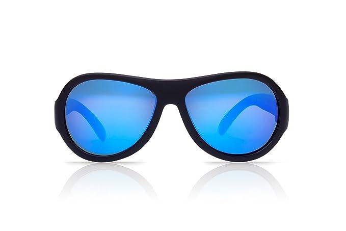 88c12687f3 Amazon.com  SHADEZ Kids Flex Frame Aviator Sunglasses 100% UV ...