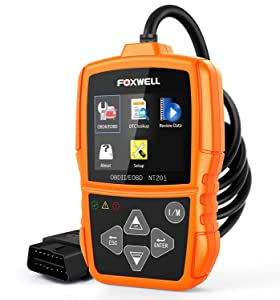 FOXWELL NT201 OBD2 Scanner