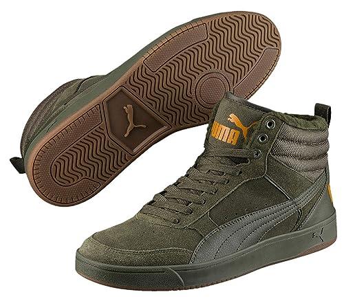 PUMA Unisex Erwachsene Rebound Street V2 Sd Fur Hohe Sneaker