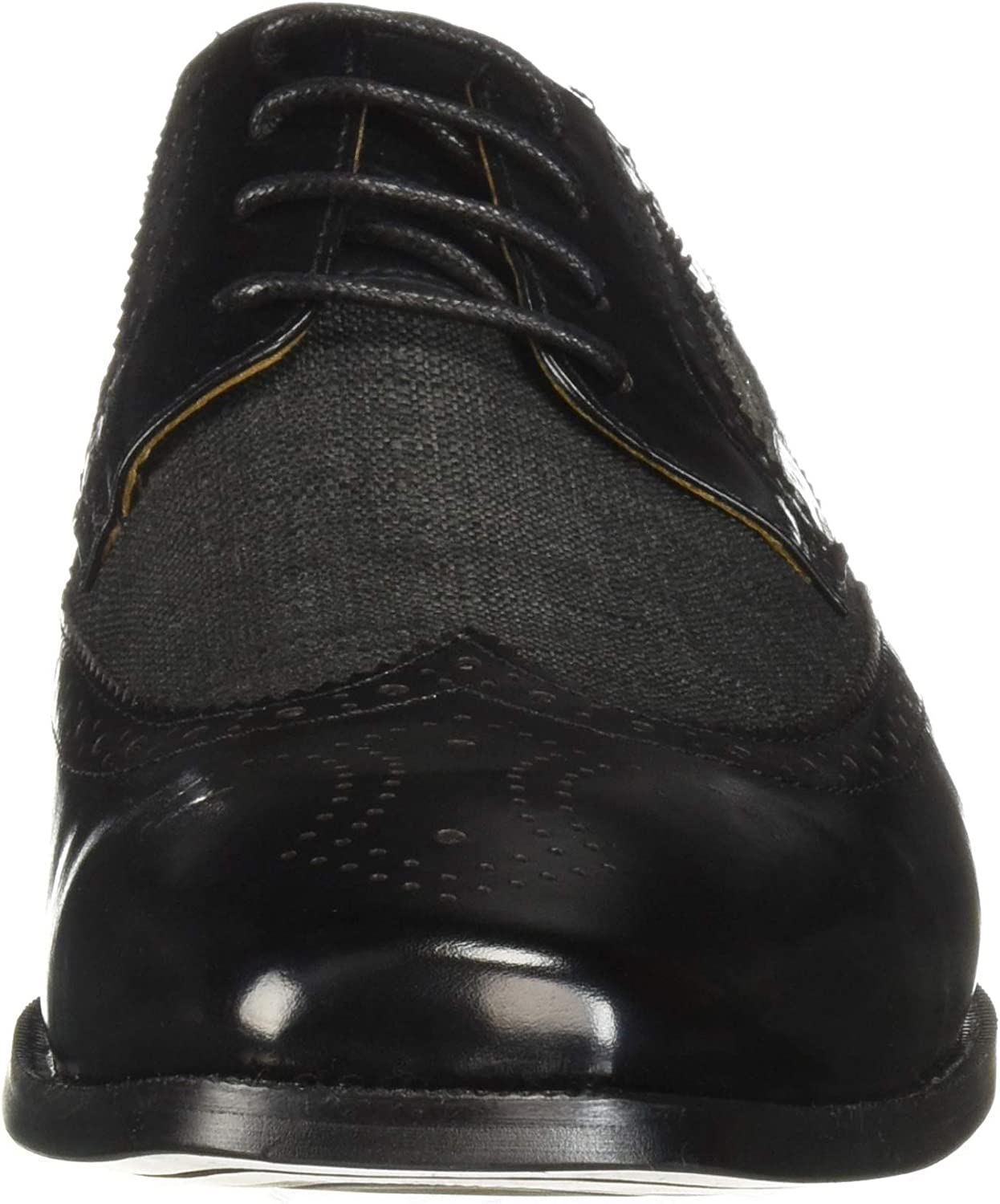 STACY ADAMS Mens Kemper Wingtip Lace-up Oxford