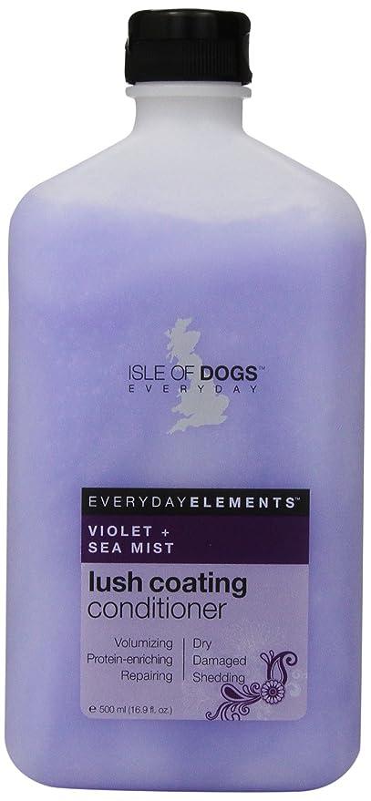 Isle of Dogs Diario de la isla de perros Lush revestimiento, violeta + Mar Niebla