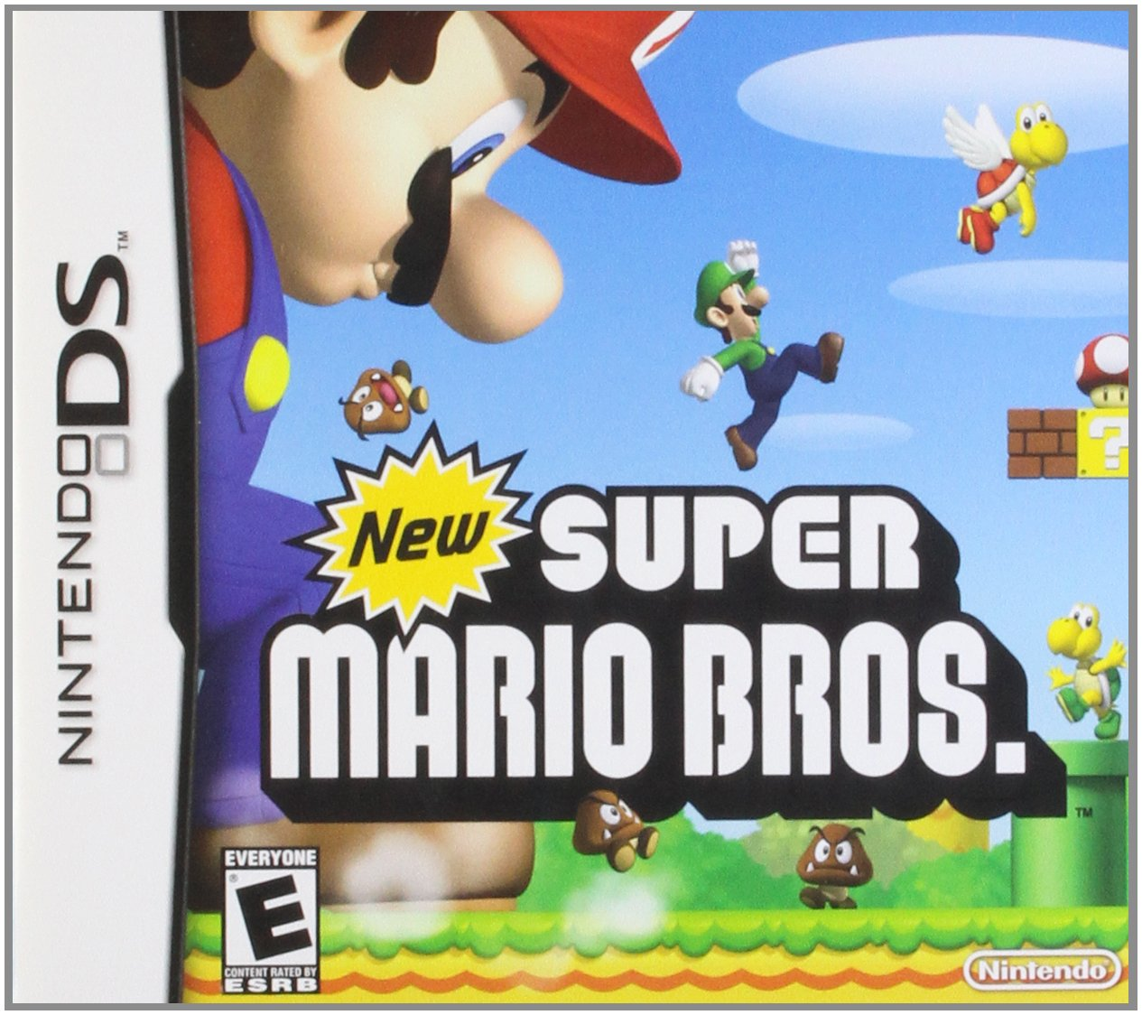 New Super Mario Bros Nintendo Ds Importacion Inglesa Amazon Es