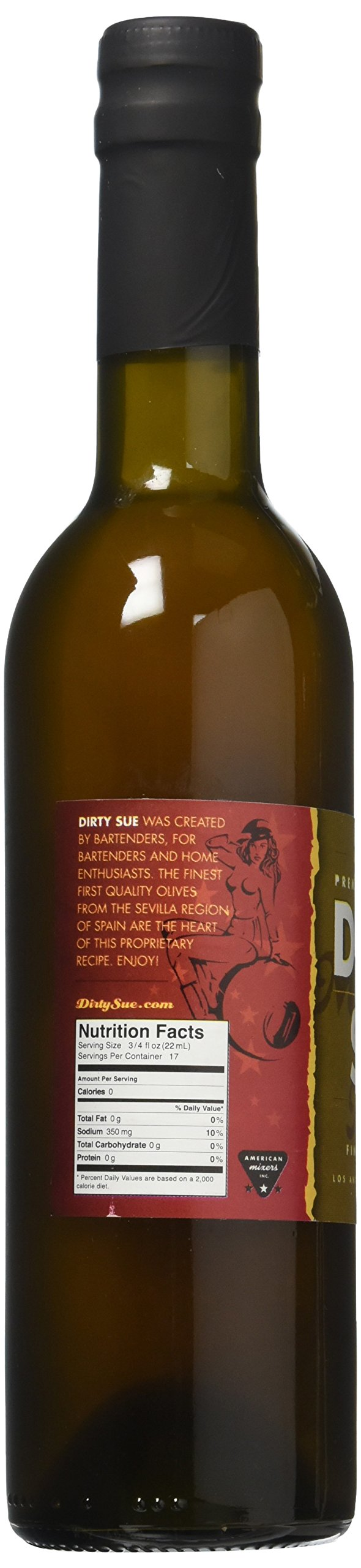 Dirty Sue The Original Premium Olive Juice, 12.69-ounce Bottle by Dirty Sue (Image #3)
