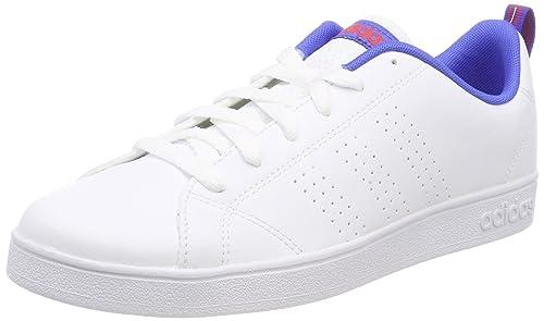 best authentic 4a1d0 5e123 adidas Vs Advantage Cl K, Scarpe da Tennis Unisex-Bambini, Bianco Ftwwht